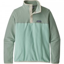 Patagonia Micro D Snap-T Pullover - Women's - Gypsum Green