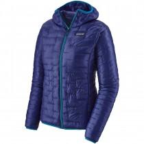 Patagonia Women's Micro Puff Hoody - Cobalt Blue