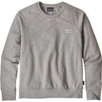 Patagonia Pastel P-6 Label Ahnya Crew Sweatshirt - Women's - Drifter Grey