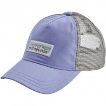 Patagonia Pastel P-6 Label Layback Trucker Hat - Light Violet