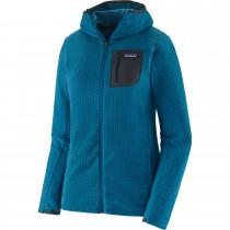 Patagonia R1 Air Hoody - Women's - Steller Blue