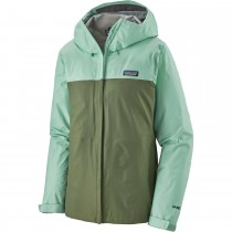Patagonia Torrentshell 3L Jacket - Women's - Gypsum Green