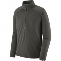 Patagonia Capilene Midweight Men's Zip-Neck - Forge Grey