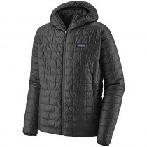 Patagonia Nano Puff Hoody - Men's - Forge Grey