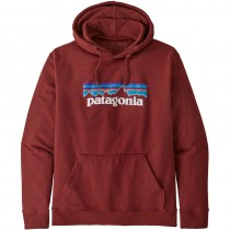 Patagonia P-6 Logo Uprisal Hoody - Men's - Barn Red