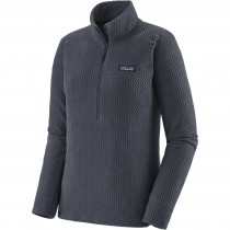 Patagonia R1 Air Zip Neck - Women's Fleece - Smolder Blue