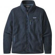 Patagonia Women's Retro Pile Fleece Jacket - New Navy
