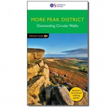 More Peak District Outstanding Circular Walks: Pathfinder 73