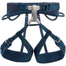 Petzl Adjama Climbing Harness - Blue