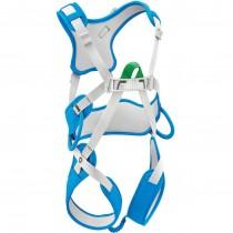 Petzl Ouistiti - Children's Climbing Harness - Methyl Blue