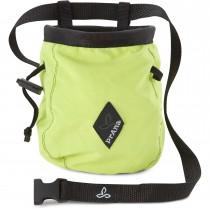 Prana Chalk Bag with Belt - Lime