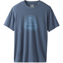Prana Icon T-shirt - Men's - Denim Heather