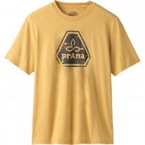 Prana Icon T-shirt - Marigold Heather