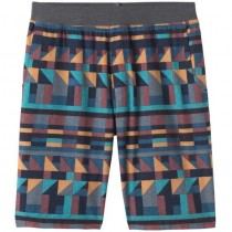 Prana Super Mojo Short - Retro Teal Getaway