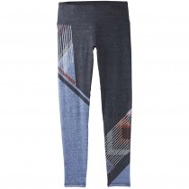 Prana Pillar Printed Leggings - Blue Sangria