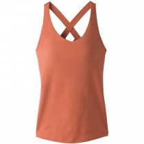 Prana Verana Top - Toasted Terracotta