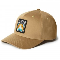 Rab Base Cap Aztec - Old Gold