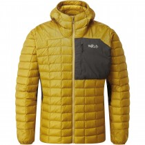 Rab Kaon Jacket - Men's - Dark Sulphur