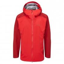 Rab Kinetic Alpine 2.0 Waterproof Jacket - Men's - Ascent Red