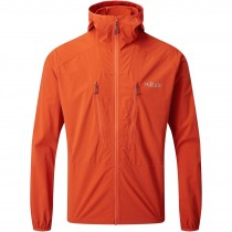 Rab Borealis Men's Softshell Jacket - Firecracker