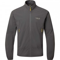 Rab Borealis Tour Men's Softshell Jacket - Steel