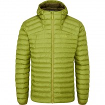 Rab Cirrus Alpine Jacket - Men's Synthetic Insulation - Aspen Green