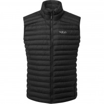 Rab Cirrus Insulated Vest - Men's - Black