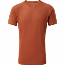 Rab Forge Short Sleeve Tee - Men's - Red Clay