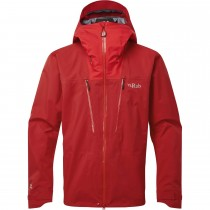 Rab Muztag GTX Waterproof Jacket - Men's - Ascent Red