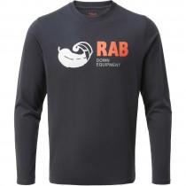Rab Stance Vintage LS Tee - Men's - Beluga