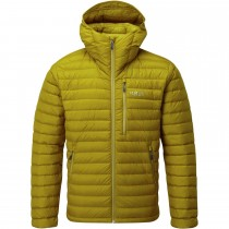 Microlight Alpine Down Jacket - Men's - Dark Sulphur