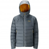 Rab Valiance Jacket - Men's - Steel/Dijon