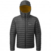 Microlight Alpine Down Jacket - Beluga