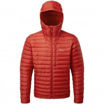 Microlight Alpine Down Jacket - Dark Horizon