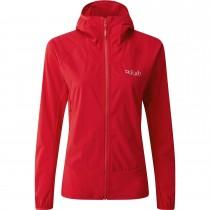 Rab Borealis Softshell Jacket - Women's - Ruby