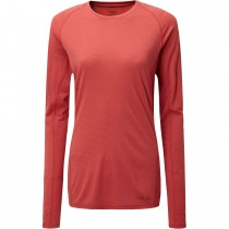 Rab Forge Short Sleeved Tee - Women's - Geranium