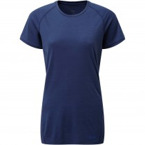 Rab Forge Short Sleeved Tee - Women's - Blueprint