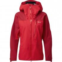 Ladakh GTX Waterproof Jacket - Women's - Ruby/Crimson