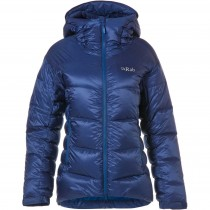Rab Positron Pro Down Jacket - Women's - Blueprint/Celestial