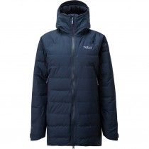 Rab Valiance Down Parka - Women's - Deep Ink