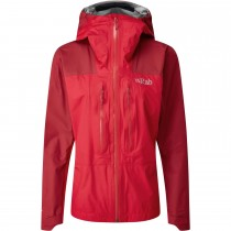 Rab Zenith Jacket - Women's Waterproof - Crimson