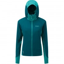 Rab Alpha Flux Women's Insulated Jacket - Blazon