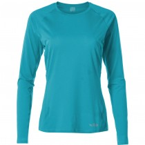 Rab Force LS Tee Women's Baselayer - Seaglass