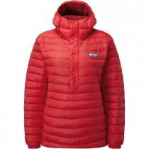 Rab Horizon Down Hoody - Women's - Ruby