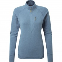 Rab Women's Nexus Pull-On Fleece - Thistle
