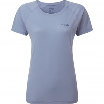 Rab Pulse SS Tee Women's Baselayer - Thistle