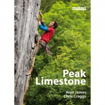 Peak Limestone: Rockfax - Alan James & Chris Craggs
