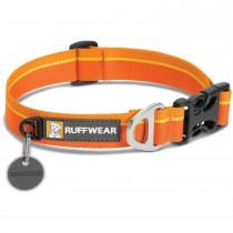 Ruffwear Hoopie Collar - Orange Sunset