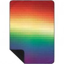 Rumpl Stash Mat - Rainbow Fade