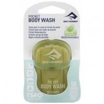 Sea To Summit Trek & Travel Pocket Body Wash 50 Leaf